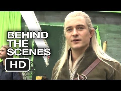 The Hobbit: The Desolation of Smaug Production Blog #11 (2013) HD