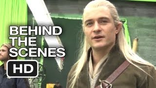 The Hobbit: The Desolation of Smaug Production Blog #11 (2013) HD