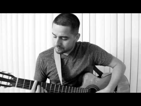 Old Blue Chair- Kenny Chesney Acoustic Cover (Jorge Narvaez)