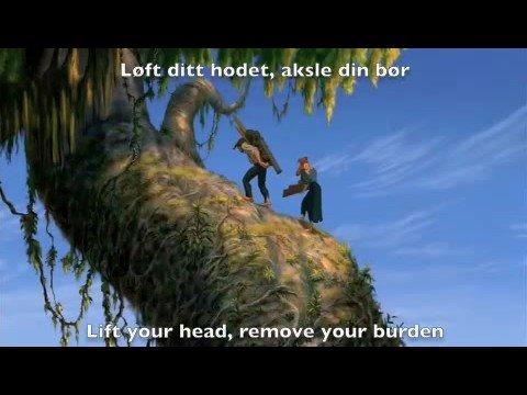 Tarzan - Two worlds, one family (Norwegian) S&T