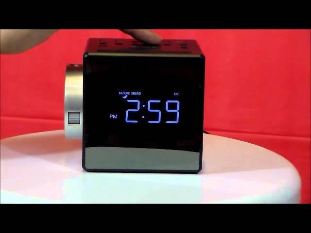 Instructions for sony alarm clock