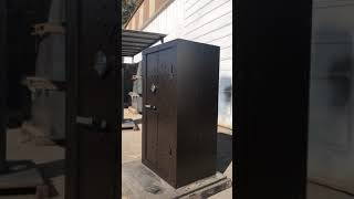 Amazing high security antique Spanish style safe. | Best Looking Safe In The World- Sturdy Gun Safe
