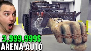 $3,999,999 ARENA AUTO + TUNING (GTA 5 ARENA WAR UPDATE)
