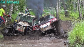 Off-road Vehicle Race | mud , water | Rugaji 2018