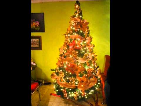 Youtube Como Decorar Un Arbol De Navidad