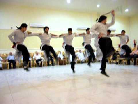 دبكة فرقة فلسطين للفنون الشعبية-قاعة الدانة-17-9 Music Videos