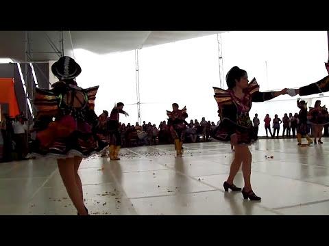 Danza de Saya en Fiesta de Fin Año 2011 Unique Joyería