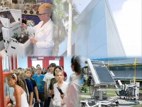 Florida Solar Energy Center - History and PV