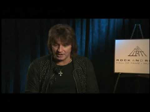 Richie Sambora talks about the importance of music education