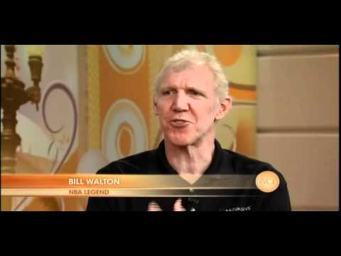 Bill Walton discusses his minimally invasive spine surgery on Chicago's Windy City Live