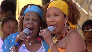 Judy Mowatt Marcia Griffiths Redemption Song Live At Reggae On The River