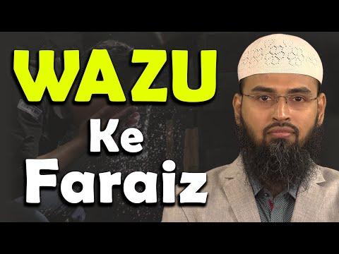 media wadu ka sahi tariqa urdu