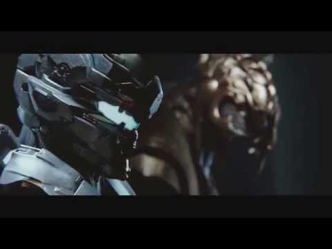 Halo 5 Guardians Agent Jameson Locke And Thel 'vadam Arbiter Cutscene Preview video