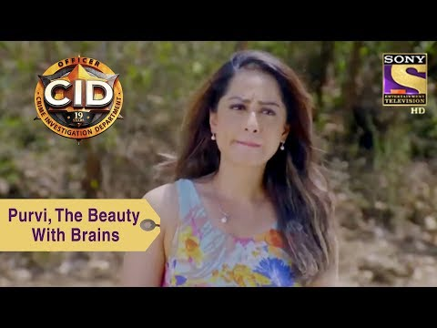 Your Favorite Character | Purvi, the Beauty With Brains | CID thumbnail