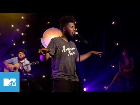 Khalid - 'Young Dumb & Broke' (MTV Push Exclusive Performance)   MTV Music