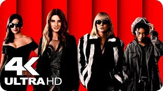 Ocean's 8 All Trailers 4K UHD (2018)
