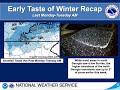 NWS Atlanta Weekly Weather Briefing for December 3, 2020