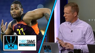 NFL Draft 2019: First Round Mock Draft (Picks 9-16) | Chris Simms Unbuttoned | NBC Sports