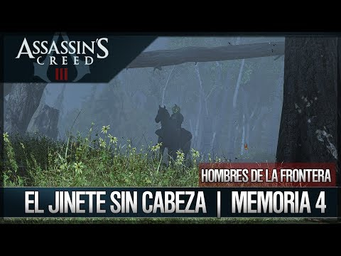 Assassin's Creed 3 - Walkthrough Español - Hombres de la Frontera - El jinete sin cabeza [4] [100%]