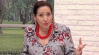 """Sonia Abrão rebate apresentador após polêmica: """"Não quero beijo de Judas"""""""
