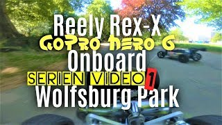 ????????RC-Buggy ONBOARD Wolfsburg Park Teil 1