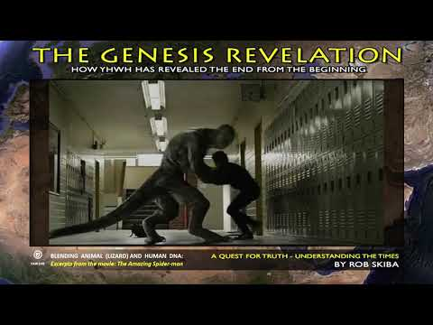 The Genesis 6:4 PRE-Flood Return of the Nephilim and the Corruption of ALL Flesh (Gen. 6:12)