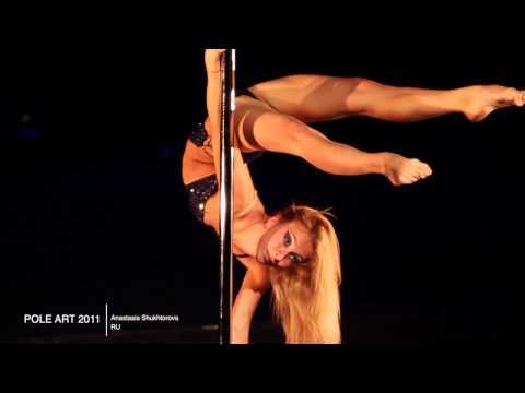 Anastasia Shukhtorova - Amazing Pole dance