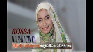download lagu Rossa - Hijrah Cinta -  Karaoke gratis