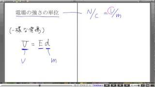 高校物理解説講義:「電位」講義8