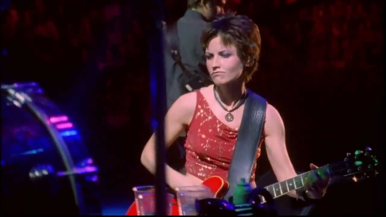 the cranberries zombie hd live in paris youtube