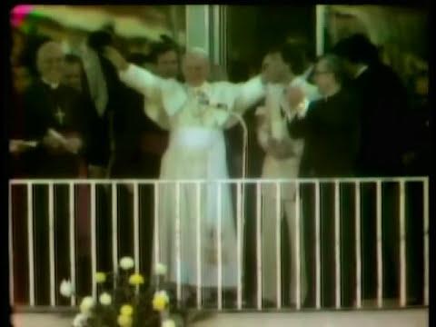 Juan Pablo II ( primera visita a México-segunda parte )