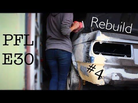 #4. PFL E30 Rebuild In Progress