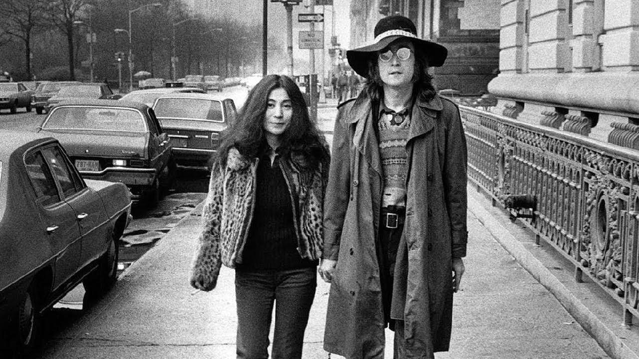 Yoko Ono And John Lennon The Ballad of John &am...