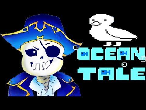 Undertale - Oceantale | ЧАЙКА ГОПНИК | Обновление 0.5.2