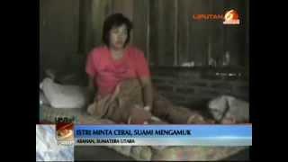Istri Durhaka (NIKAH LAgi Di Malaysia) Dikampak Suami
