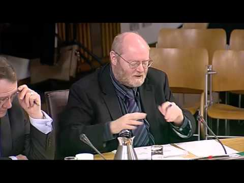 Rural Affairs, Climate Change and Environment Committee The Scottish Parliament: 20th February 2013