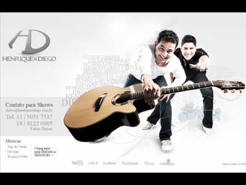 Cover image of song Me Liga by Henrique e Diego