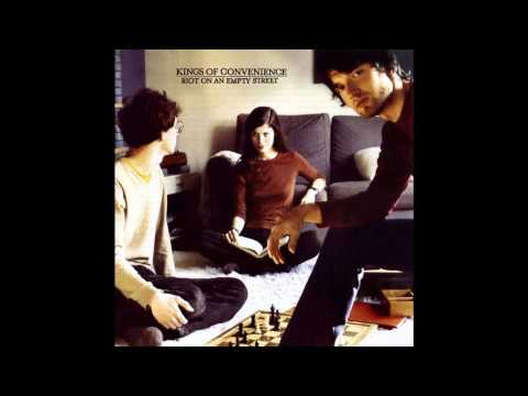 Kings Of Convenience - Gold In The Air Of Summer