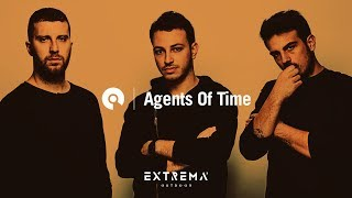 Agents of Time 12 Hour Live Set @ Extrema Outdoor Belgium 2019 | BE-AT.TV