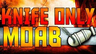 """MW3: """"Knife Only MOAB"""" on Fallen! - Call of Duty: Modern Warfare 3"""
