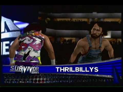 Smackdown VS Raw 2010 CAW: EVW NEW INTRO V1