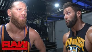 Zack Ryder wants the Universal Championship: Raw Exclusive, June 17, 2019
