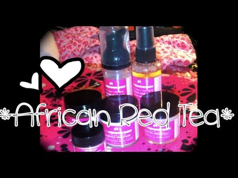 0 RAVE Review: Ole Henriksen African Red Tea Anti aging Skincare line ♡