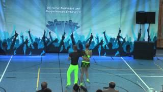Madeleine Egger & Mischel Menzinger - Hupfadn Turnier 2015