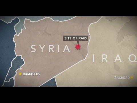 Inside the ground raid that took out an ISIS leader in Syria