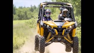 2016 YXZ 1000 R Vs 2016 Maverick Turbo Vs 2016 RZR Xp Tubo