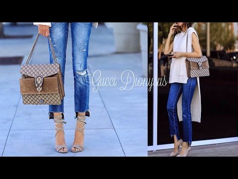 ОБЗОР СУМКИ GUCCI DIONYSUS | GUCCI HANDBAG REVIEW | MARINA WANG