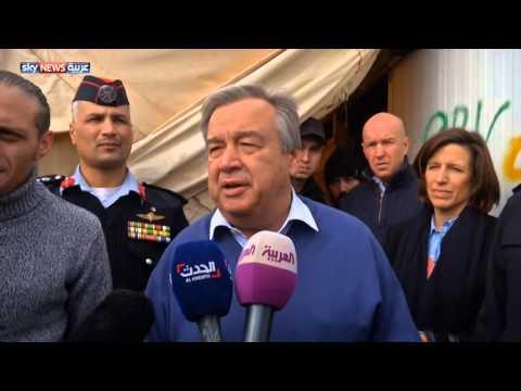 مطالب بزيادة دعم اللاجئين السوريين