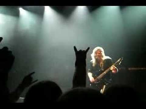 DIO - London Astoria 2008 Entrance&Craig Goldy Solo