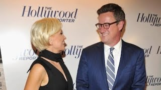 Mika Brzezinski and Joe Scarborough get engaged